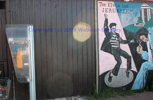 Elvis Cafe, Jerusalem