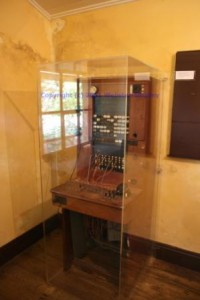 Telephone system 1910 to 1970s, Port Arthur