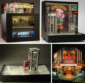 Alan Wolfson miniatures