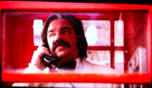 Toast of London (after losing his mobile at an audition)