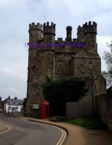 UK, Battle Abbey