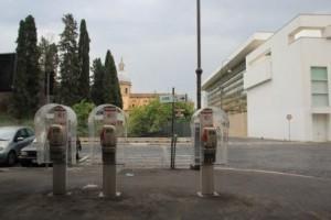 Rome, phone comp